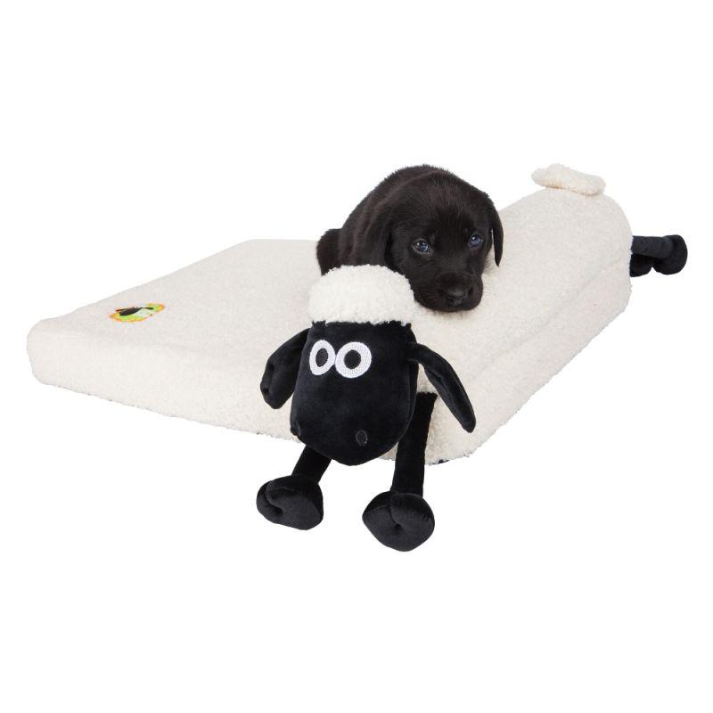 """Katzenbett und Hundesofa """"Shaun das Schaf"""" von Trixie"""