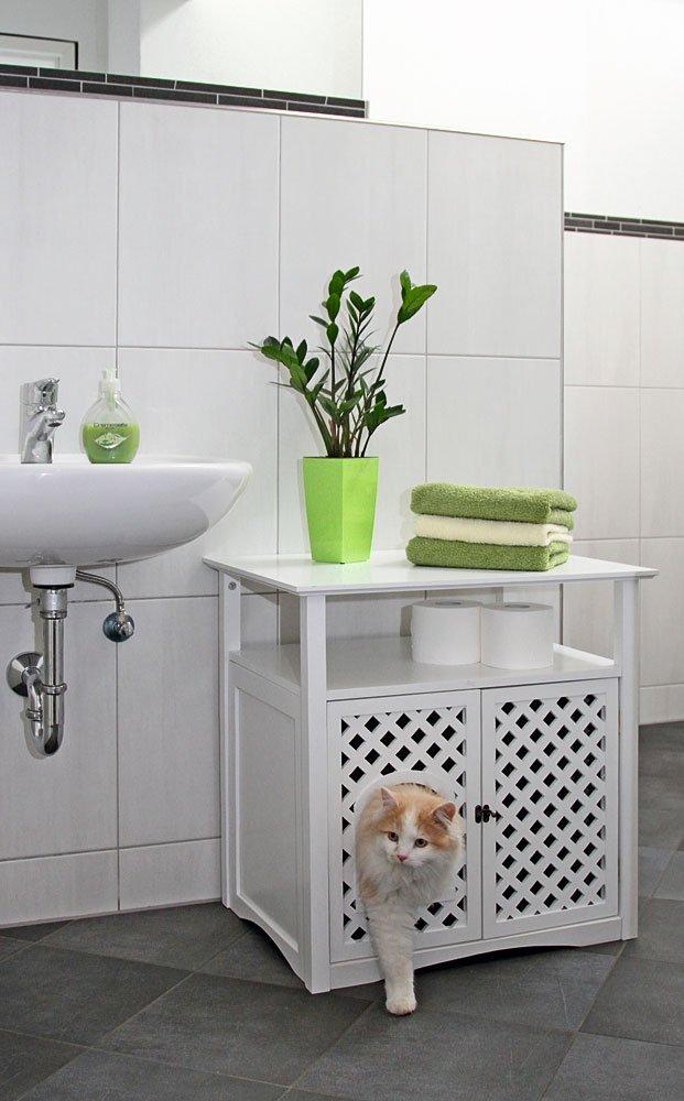 Badschrank und Katzenschrank Helena von Kerbl